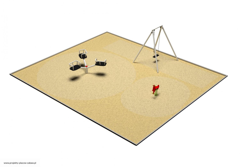 Projekt placu zabaw projekt PARK 1