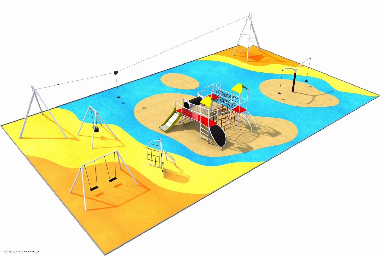Projekt placu zabaw projekt PARK 10 1