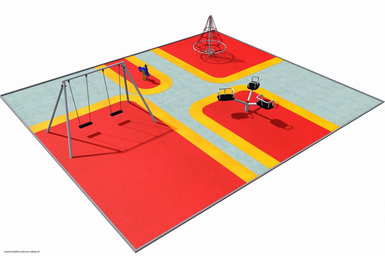 Projekt placu zabaw projekt PARK 2 1