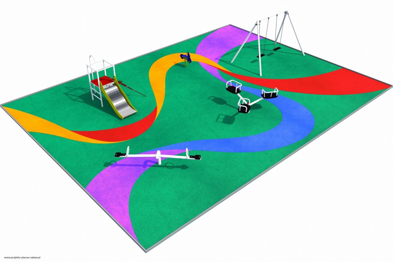 Projekt placu zabaw projekt PARK 3 1
