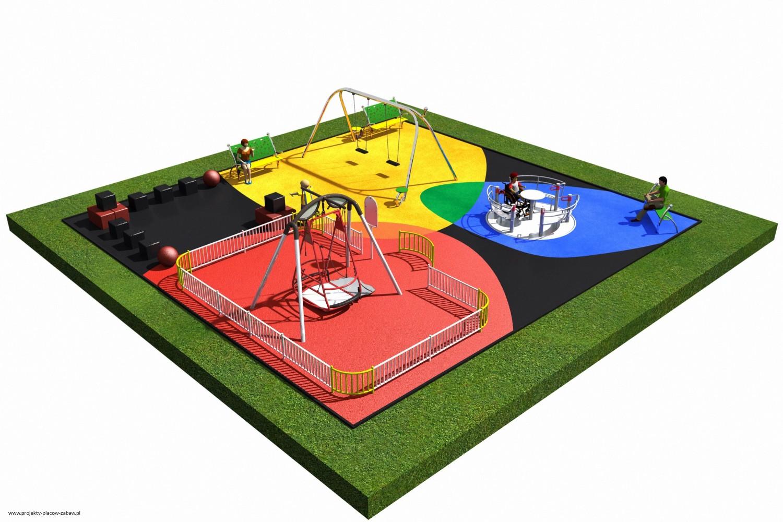 Projekt placu zabaw projekt INTEGRADO 2 2