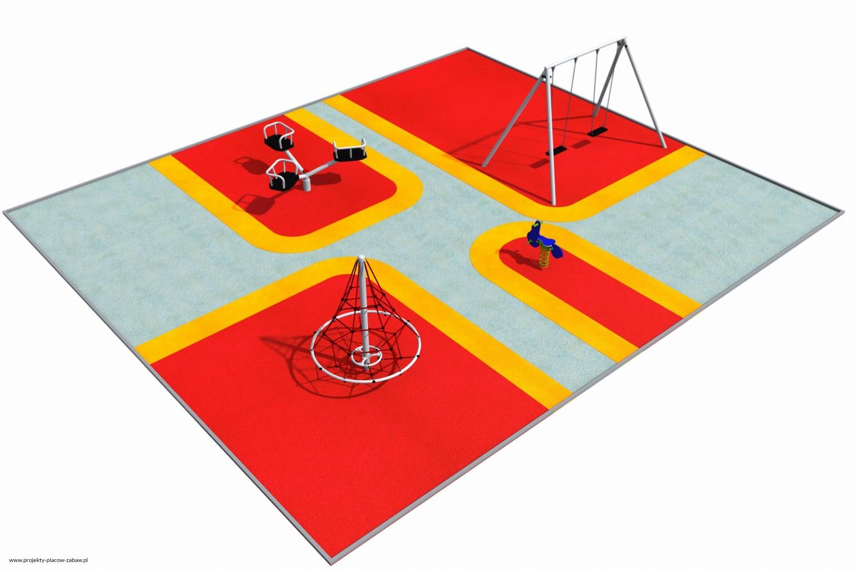 Projekt placu zabaw projekt PARK 2 2