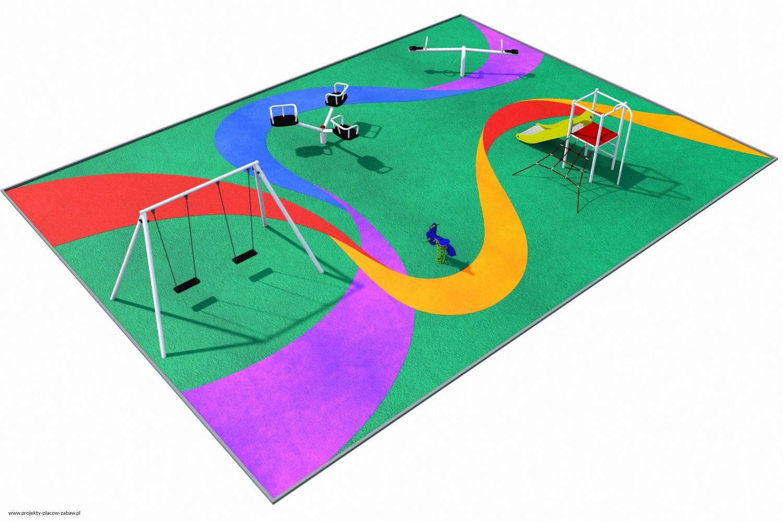 Projekt placu zabaw projekt PARK 3 2