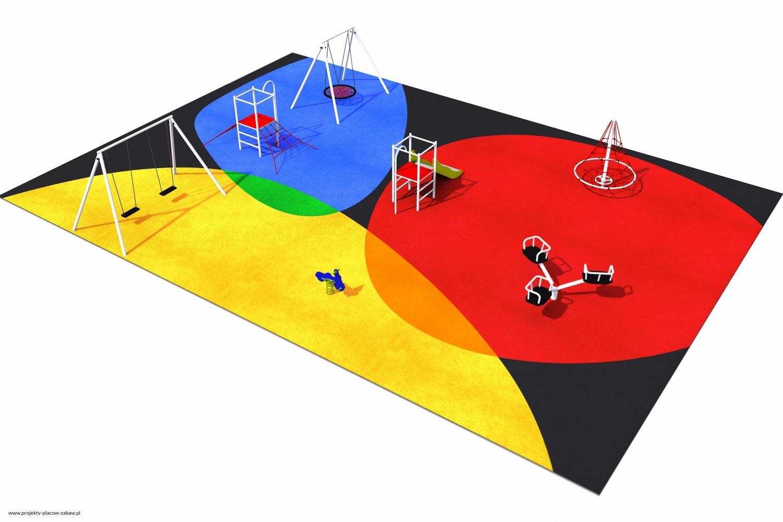 Projekt placu zabaw projekt PARK 6 2