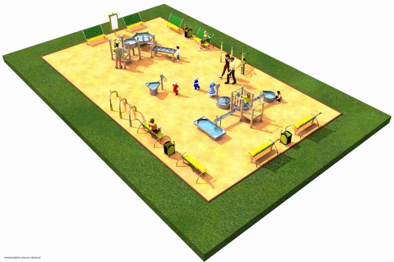 Projekt placu zabaw projekt FABRYKA WODY 4 1