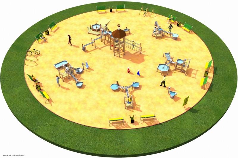 Projekt placu zabaw projekt FABRYKA WODY 5 1